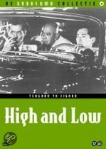 High And Low (dvd)