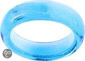 IHR Glazen Servetring - Azuur Blauw