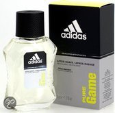 Adidas Pure Game for Men - 100 ml - Aftershave lotion