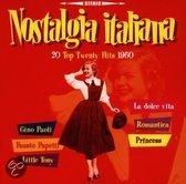Nostalgia Italiana 1960