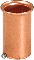 Plieger Roodkoperen Steunhuls 15 mm 2 st