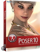 Poser 10 (PC/Mac) - Engels