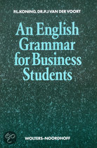 English grammar for business students