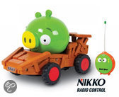 Nikko Angry Birds Green Pig - RC