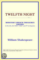 Twelfth Night (Webster's French Thesaurus Edition)