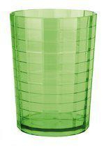 Zak!Designs Disco Drinkbeker - 33 cl - Lime - Set van 6 stuks