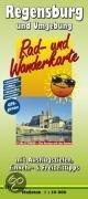 Regensburg und Umgebung 1 : 50 000 Rad- und Wanderkarte