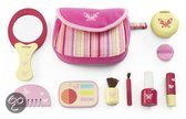 Wonderworld - Houten roze make up set