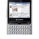 Vodafone 555 - Blauw - Vodafone prepaid telefoon