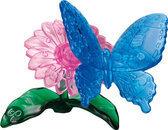 Crystal 3D Puzzel - Vlinder