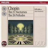 Chopin: The 21 Nocturnes, The 26 Preludes / Harasiewicz