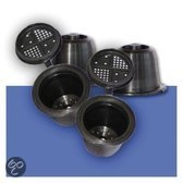 Coffeeduck Espressocup Black (3Pcs)