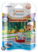 VTech V.Smile Motion Handy Nanny - Game