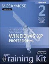 Microsoft MCSA/MCSE Installing, Configuring, & Administering Win XP Pro Training Kit 2nd Edition