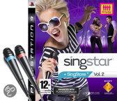 Singstar 2 & 2 Microfoons