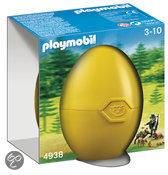 Playmobil Ei Boswachter met Wilde Dieren - 4938