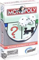 Reis Monopoly - Reisspel
