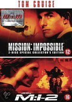 Mission Impossible 1 & 2 (3DVD)