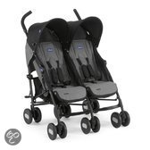 Chicco Echo Twin - Buggy - Coal