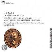 Mozart: La Clemenza di Tito / Hogwood, Bartoli, Heilmann