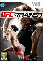 UFC Personal Trainer + Leg Strap