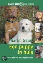 Martin Gaus Bibliotheek - Een puppy in huis