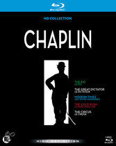 Charlie Chaplin HD Collection - Part 1 (Blu-ray)