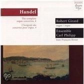 Handel: Complete Organ Concertos Vol IV / Genevieve Soly