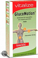 Vitalize GlucoMotion Puur 1500 mg - 60 tabletten - Voedingsupplement