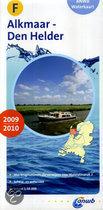 Anwb Waterkaart / F Alkmaar-Den Helder 2009/2010