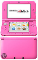 Nintendo 3DS XL Roze