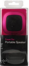 G-CubeTravel Tini Portable USB Speaker - Roze