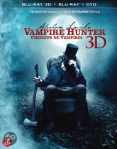 Abraham Lincoln: Vampire Hunter (3D Blu-ray)