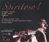 Flute Concertos: Spiritoso!