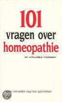101 Vragen over Homeopathie