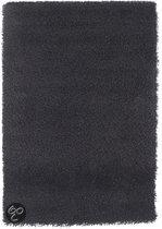 Vloerkleed Cozy - Zwart - 170x120 cm