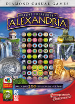 The Lost Treasures Of Alexandria