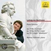 Beethoven: Piano Sonatas Op. 31 Nr