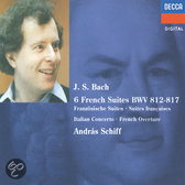 Bach: 6 French Suites BWV 812-817 / Andras Schiff