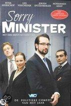 Sorry Minister - Seizoen 1