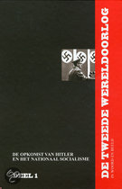 WO II in Woord en Beeld / 1 De opkomst van Hitler en het nationaal Socialisme + DVD