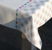 2LIF Boerenbont Tafelzeil - PVC -  140 x 240 cm