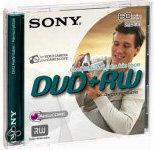 Sony Dvd+Rw 8cm 60 Minutes