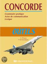 Concorde aso 1-4 - Outils