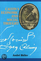 Calvin's Economic and Social Thought