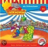 Benjamin Blumchen Als Zirkusclown