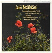 Complete Symphonies Vol.5 op. 21 No 6 & & 35
