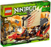 LEGO NINJAGO Destiny' s Bounty - 9446