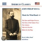 Sousa:Music For Wind Band Vo.4