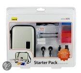 Logic3 Accessoire Pakket Zilver 3DS